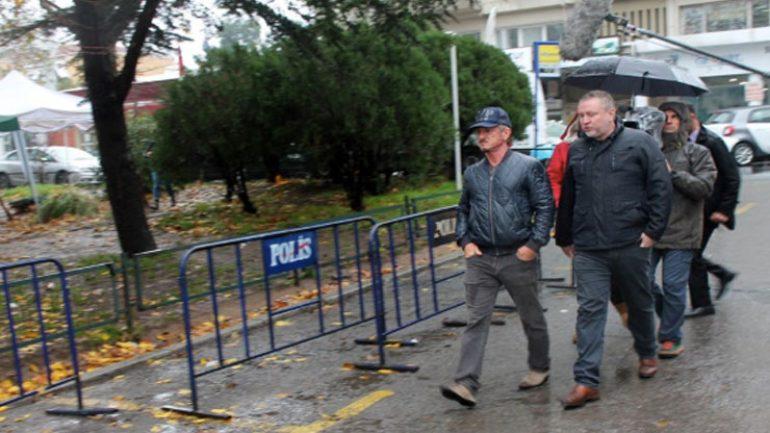 Cemal Kaşıkçı cinayeti belgeseli için Sean Penn İstanbul'da