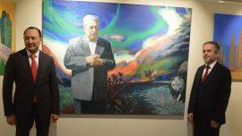 Cengiz Aytmatov özel programla anıldı