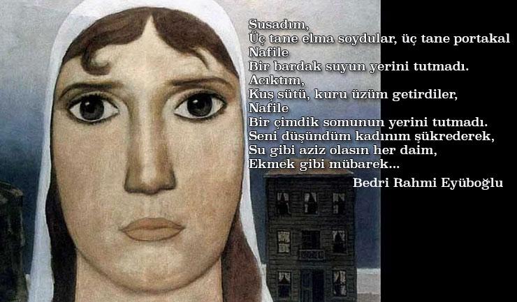 Cumhurbaşkanı Erdoğan'ın okuduğu şiir Susadım