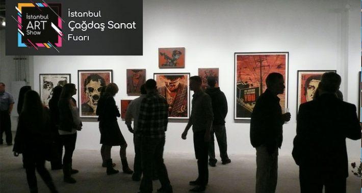 İstanbul Art Show söyleşileri başlıyor