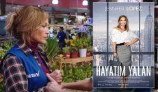 Jennifer Lopez Hayatım Yalan filminde süpermarket elemanı