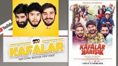 Sosyal medyadan sinemaya Kafalar Karışık
