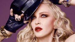 Madonna çıplak fotoğrafını Instagram'da paylaştı