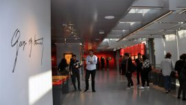 Gazi Mustafa Kemal sergisi 50 günde 100 bin ziyaretçiyi ağırladı