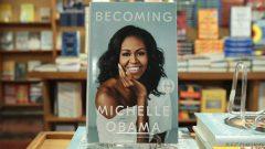 First lady Obama'nın kitabı Becoming çok satanlar listesinde