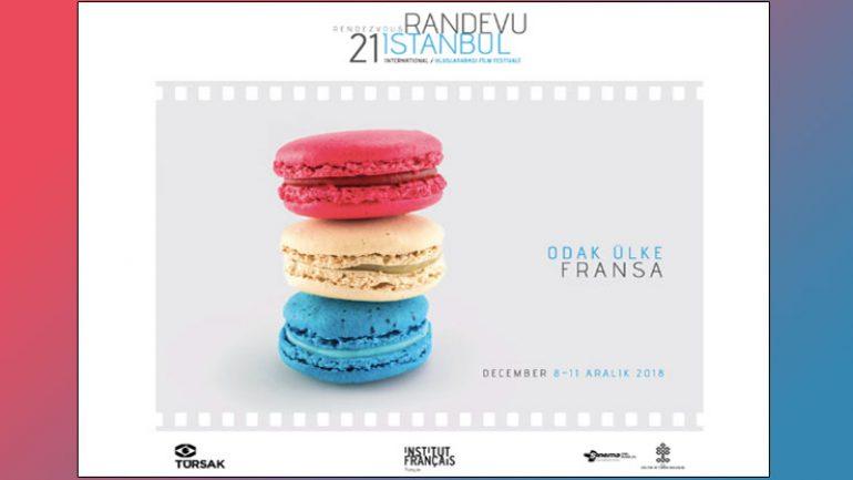 Randevu İstanbul Uluslararası Film Festivali 21 yaşında