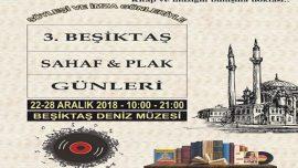 Sahaf ve Plak Günleri Beşiktaş'ta
