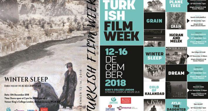 Türk filmleri dünyayı dolaşıyor
