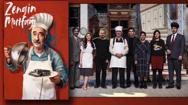 Zengin Mutfağı tiyatro oyunu biletleri tükendi