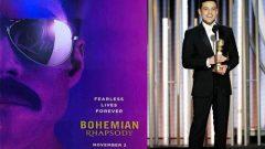 Altın Küre ödüllerinde en iyi film Bohemian Rhapsody