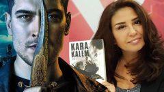 Hakan: Muhafız dizisi Karakalem romanından çıktı