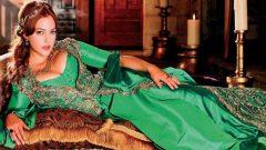 Meryem Uzerli Netflix'teki Osmanlı Yükseliyor dizisinde