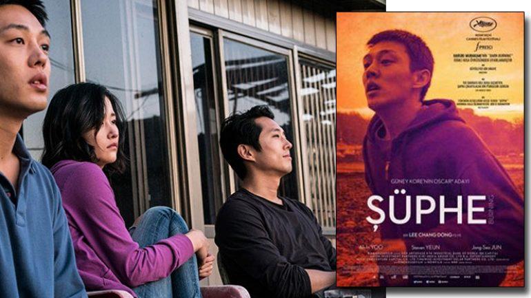 Murakami'nin öyküsünden sinemaya Şüphe vizyonda