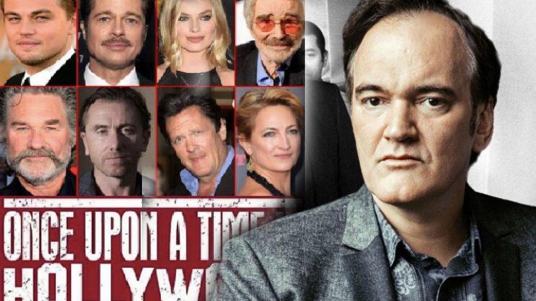 Quentin Tarantino Charles Manson Katliamını Sinemaya Taşıyor