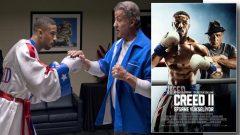 Rocky devam ediyor Creed 2: Efsane Yükseliyor filmi vizyonda
