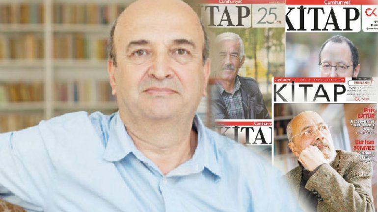 Cumhuriyet Kitap Turgay Fişekçi'ye emanet