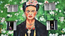 Frida'nın omuzlarından hayata bakmak