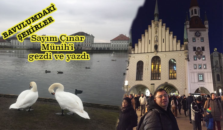 Münih kış sevenler için ideal bir şehir