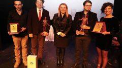 Necati Cumalı ödülü Öteki Ankara Müzikali'ne verildi