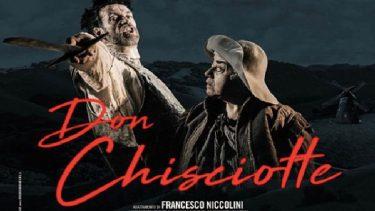 Serra Yılmaz Sanço Panza rolüyle İtalya'da