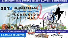 Turhan Selçuk Karikatür Yarışması başvuruları başladı