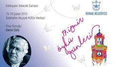 17. İzmir Öykü Günleri onur konuğu Demir Özlü
