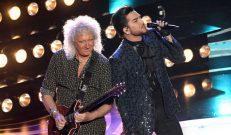 2019 Oscar törenine Queen ve Adam Lambert damga vurdu