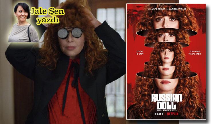 Bol küfürlü Russian Doll keyifli bir dizi