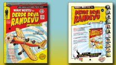 Derde Deva Randevu zamanda edebi seyahate çıkarıyor
