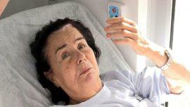 Fatma Girik ameliyat oldu Fatma Girik sağlık durumu hakkında son bilgi