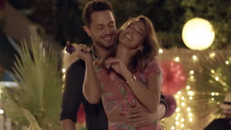 Öldür Beni Sevgilim filminde Murat Boz ve Seda Bakan aşkı