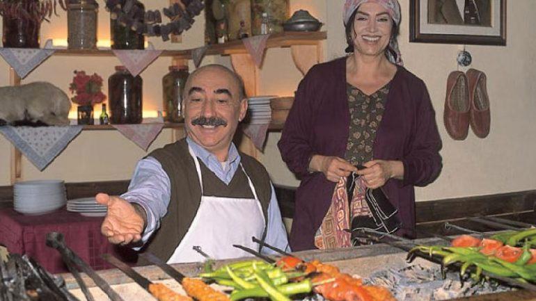 Şener Şen Türkan Şoray'ı kaldıramadı