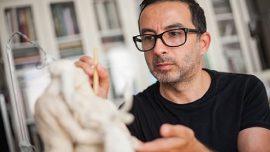 Taner Ceylan Olimpos Sergileri 1 Portre sanat severleri ağırlamaya hazır