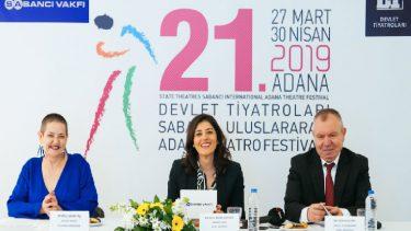 Adana Tiyatro Festivali 21'inci yılında