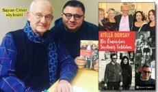 Atilla Dorsay'dan itiraflar ve anılar Bir Ömürden Seçilmiş Tablolar
