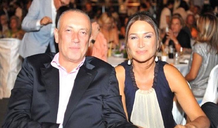 Demet Akbağ'ın acı günü eşini trafik kazasında kaybetti