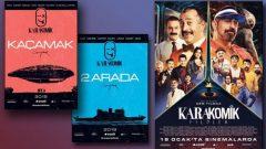 Karakomik Filmler vizyon tarihi belli oldu