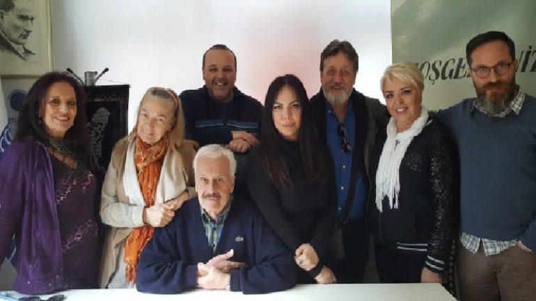 Film-San Vakfı başkanlığına Engin Çağlar seçildi