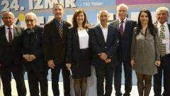 İzmir Kitap fuarı açıldı