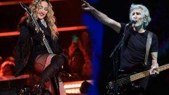 Madonna İsrail konserini iptal et