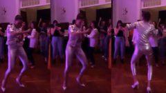 Serenay Sarıkaya dansı ile mest etti