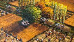 Yalçın Gökçebağ Anadolu Düşleri resim sergisi