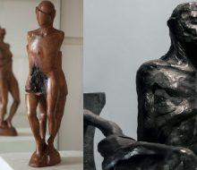 Aborda II heykel sergisi CKM'de