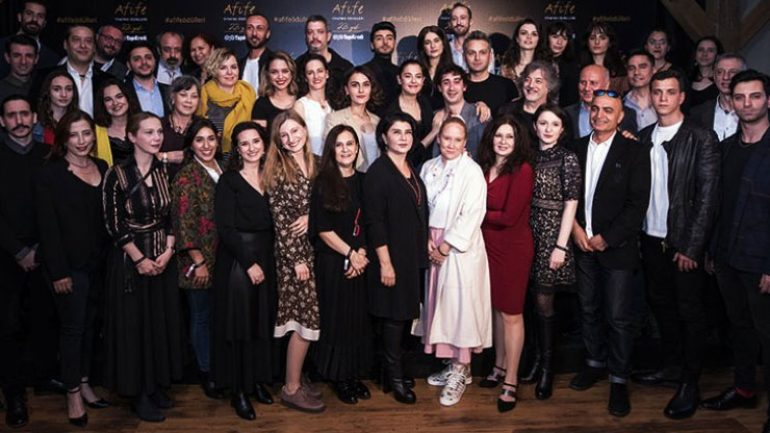 Afife Jale Tiyatro Ödülleri 2019 sahiplerini buldu