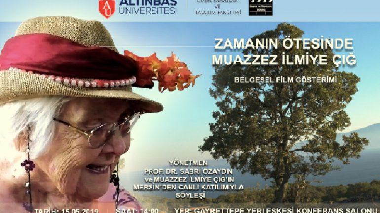 Muazzez İlmiye Çığ belgeseli