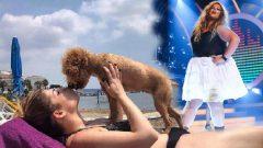 Pelin Öztekin 93 kilo verdi bikinili paylaşım yaptı