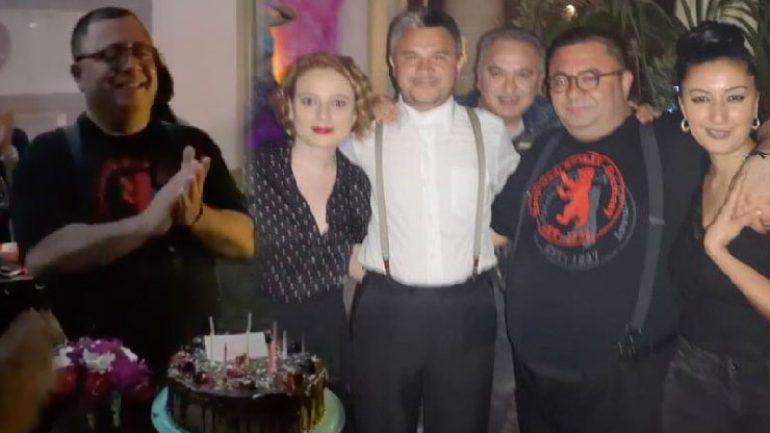 Sayım Çınar'ın doğum gününde kültür sanat buluşması