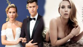 Scarlett Johansson nişanlandı üçüncü evliliğin yolunda