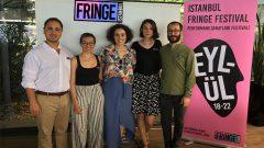 Istanbul Fringe Festival programında tiyatro dans
