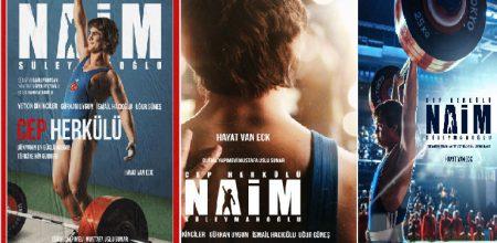 Cep Herkülü Naim Süleymanoğlu film afişi hangisi olacak